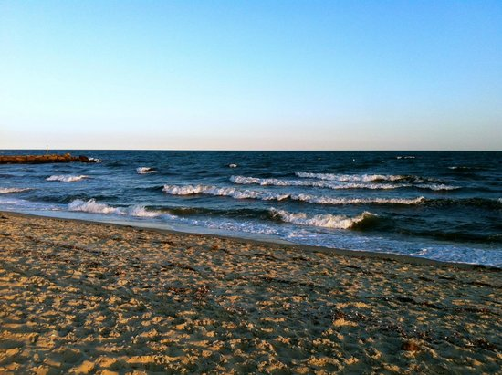 Bluegreen Vacations The Soundings, Ascend Resort Collection : The beach and waves on Nantucket Sound (simply breathtaking)