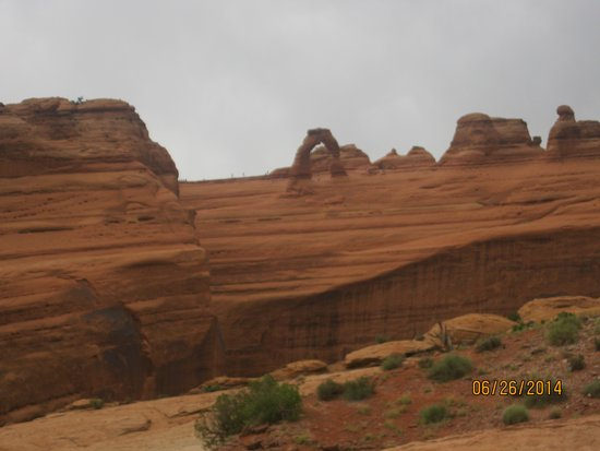 Holiday Inn Express Hotel & Suites Moab : Delicate Arch