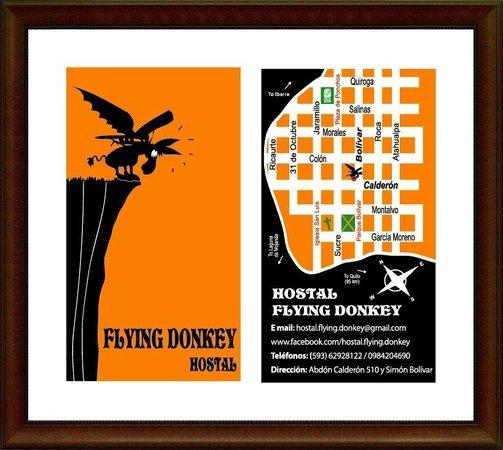 Flying Donkey: MAPA