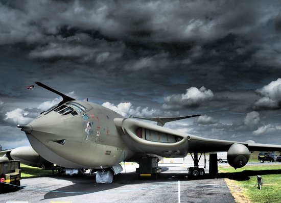 Yorkshire Air Museum: Victor