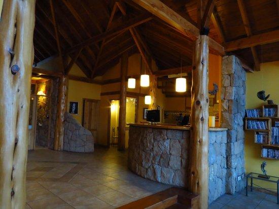 Peninsula Petit Hotel: Recepção