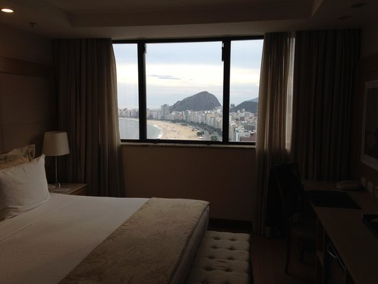 Windsor Atlantica Hotel: Hotel Room
