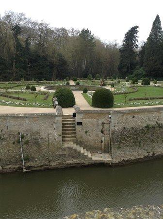 Château de Chenonceau : Jardim