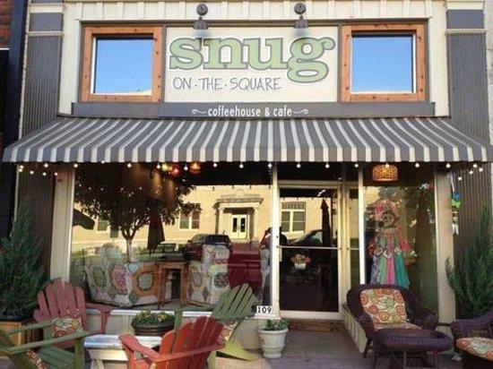 Snug On The Square Mckinney Photos Amp Restaurant Reviews