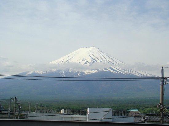 Ace Inn Kariya: El monte Fuji desde la 4ª planta