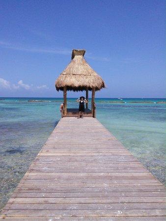 The Grand Mayan Riviera Maya: beach