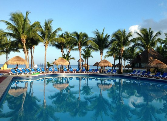 Allegro Cozumel: Pool area