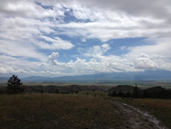 Montana ATV Adventures : Beautiful views!!!