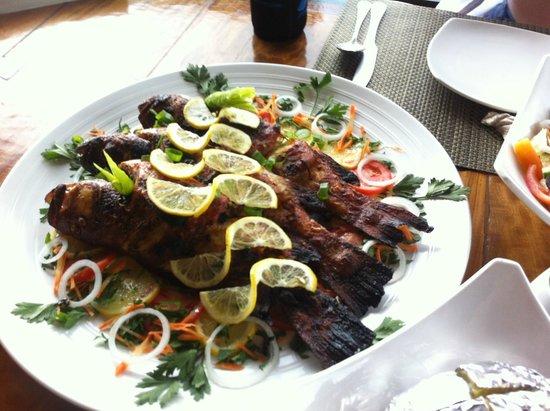 The Verandah Restaurant : BEST LAPU LAPU EVER!