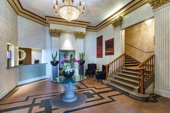Wains Hotel Dunedin: Lobby