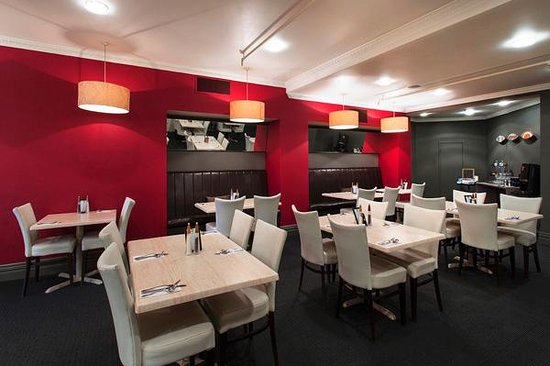 Wains Hotel Dunedin: Relish