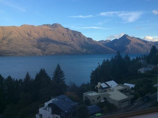 Mercure Resort Queenstown: The view from my room!