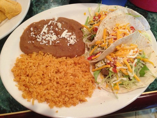 San Antonio Mexican Restaurant Steak Tacos
