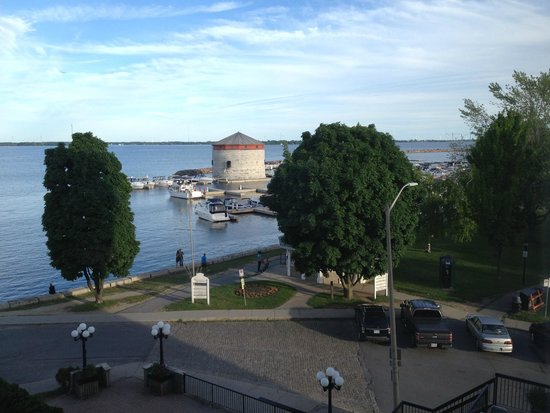 Confederation Place Hotel: Room View 1
