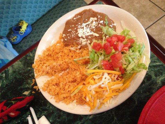 San Antonio Mexican Restaurant Wisconsin Dells Menu