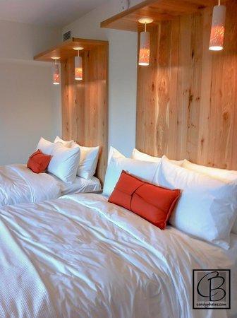 Hotel Vermont : Bedroom