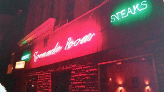 Tornado Steak House: Tornado Room outside view