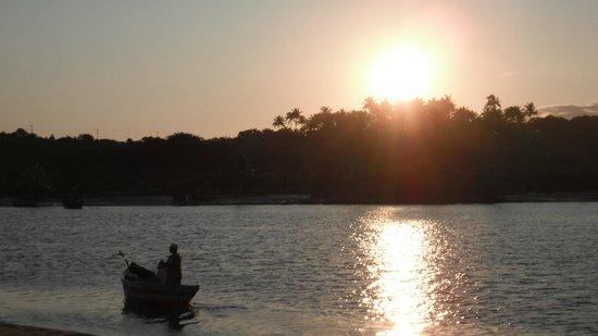 Caraiva: Barra Velha em Caraíva Bahia