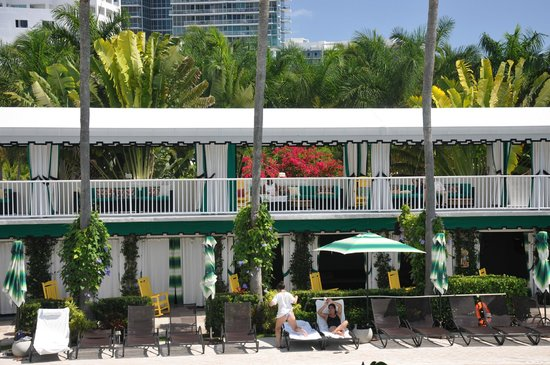 Surfcomber Miami South Beach, a Kimpton Hotel: Beleza