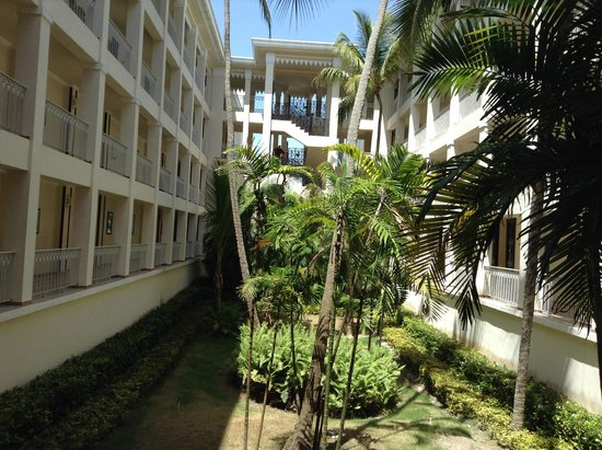 Hotel Riu Palace Punta Cana: grounds