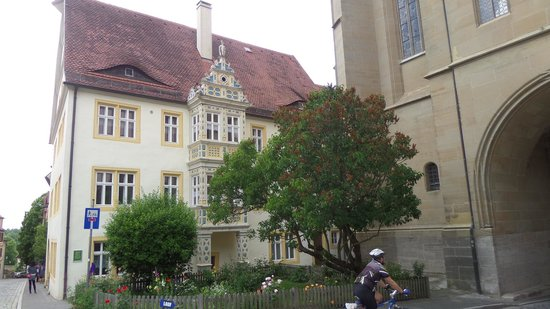 Rothenburg Town Hall (Rathaus): Calle