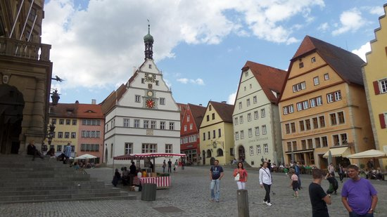 Rothenburg Town Hall (Rathaus): Ayuntamiento