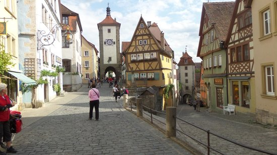 Rothenburg Town Hall (Rathaus): La postal de Rothenburg