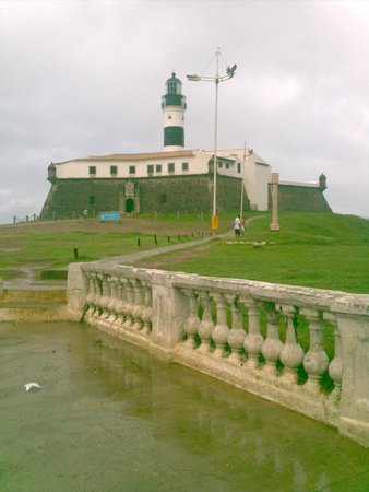 Farol da Barra Beach : Farol da Barra