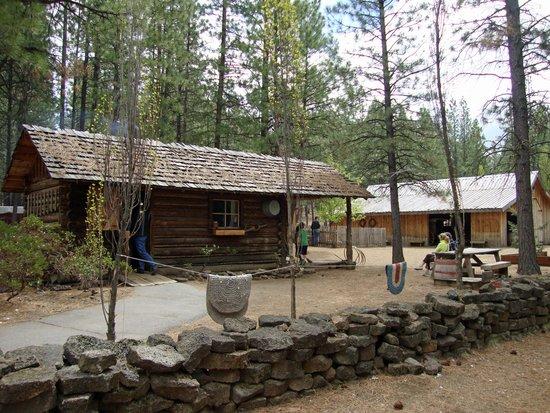 High Desert Museum : The Ranch Cabin