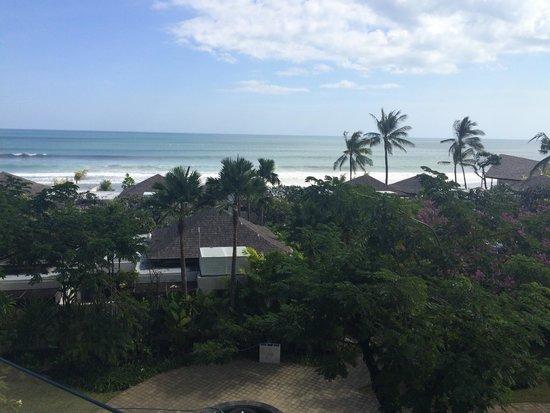The Seminyak Beach Resort & Spa: room view