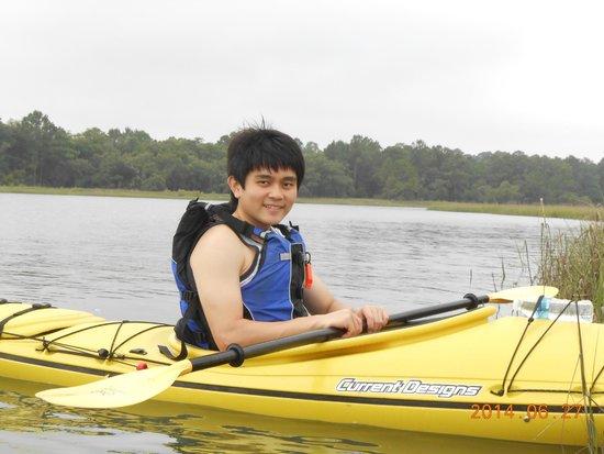 Charleston Outdoor Adventures: Kayak