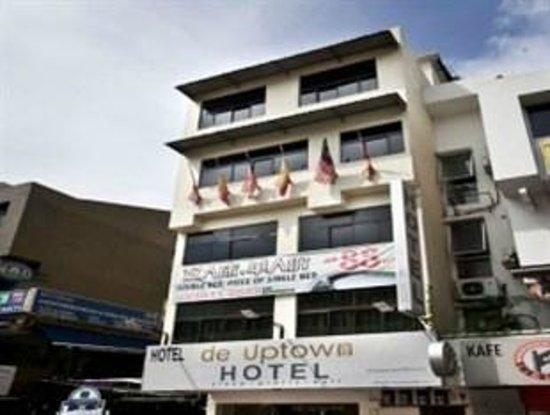 De Uptown Boutique Hotel