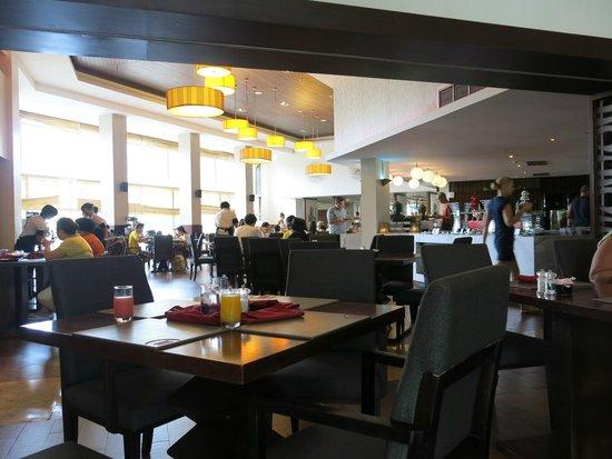 Pullman Bali Legian Beach: Breakfast venue