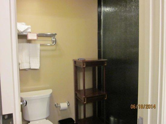 Hotel Mazarin: bath