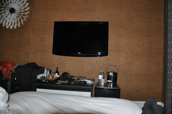 Ameritania Hotel : pouco espaço