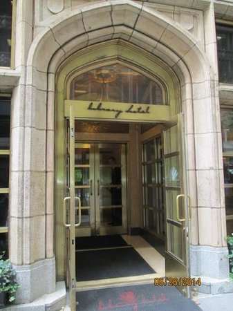 Library Hotel by Library Hotel Collection: The Libary Hotel