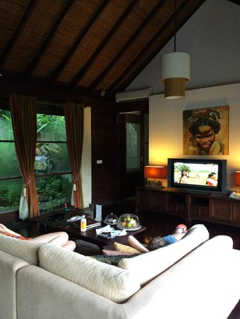Gending Kedis Villas & Spa Estate: Family Room