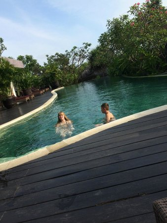 Gending Kedis Villas & Spa Estate: Resort Pool