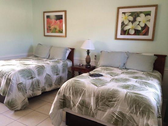 Pelican RV Resort and Motel: CLEAN rooms!