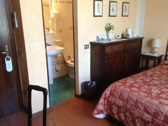 Hotel Colle Etrusco Salivolpi: My room -- I think it was 31 or 32