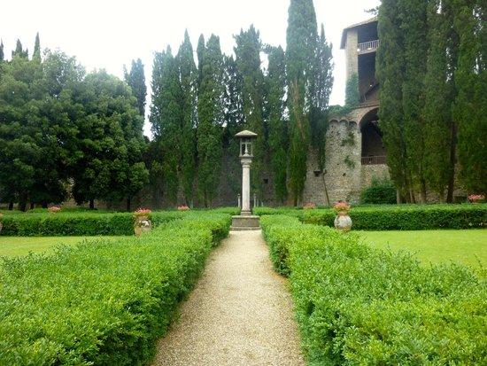Hotel Villa Casagrande: Gardens