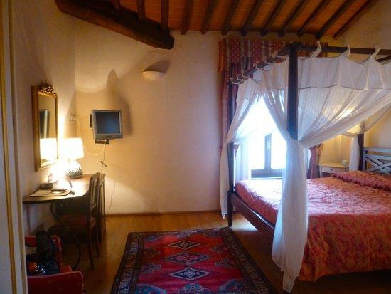 Hotel Villa Casagrande: My Room