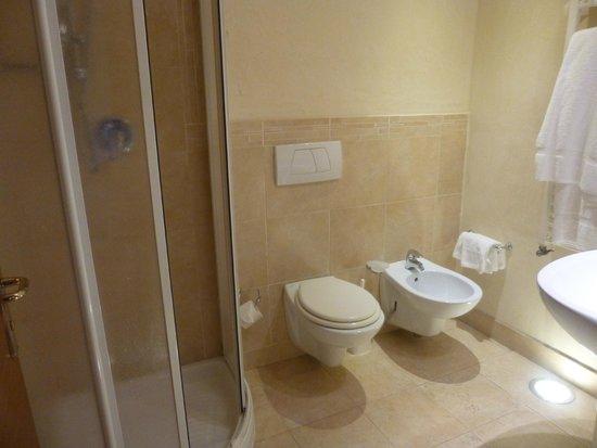 Hotel Villa Casagrande: Bathroom