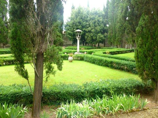 Hotel Villa Casagrande: Hotel Gardens