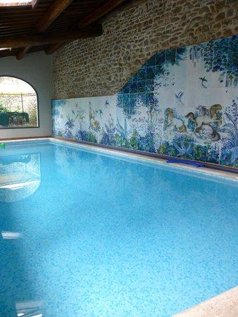Hotel Villa Casagrande: Indoor Pool