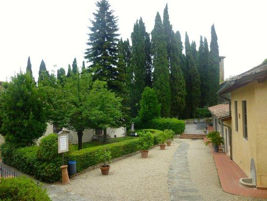 Hotel Villa Casagrande: Grounds