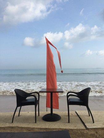 Gending Kedis Villas & Spa Estate: Jimbaran Beach Club