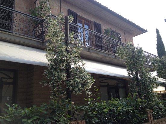 Hotel Ristorante da Graziano : My balcony