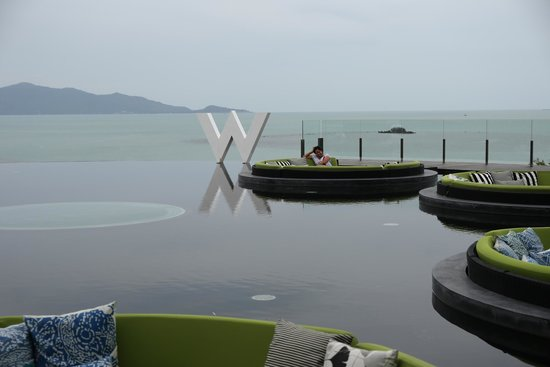 W Retreat Koh Samui : Woo Bar