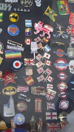 Notting Hill: Vidriera